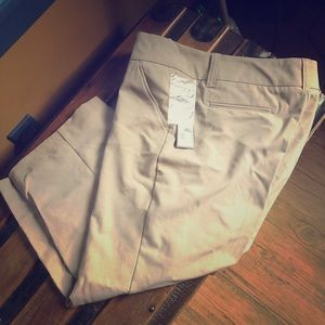 Daisy Fuentes cropped pants